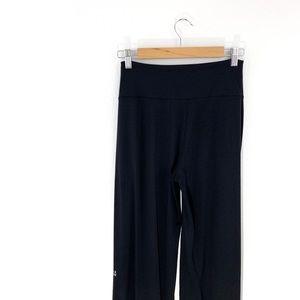 Victorias Secret Sport | black flare leggings (L)